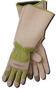 Magid Glove and Safety BE194TL Professional Rose Pruning Thornproof Gardening Gloves
