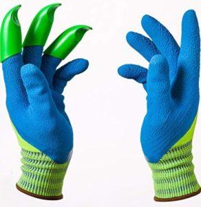 garden genie honey badger garden gloves with claws