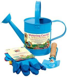 tierra garden 7-lp114 little pals kids watering can kit