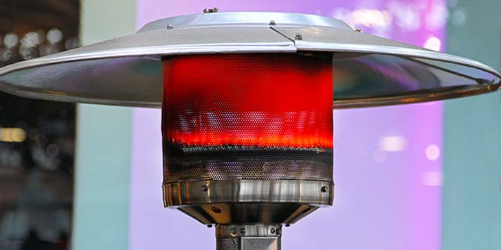 How To Light A Patio Heater Manually