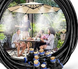 h&g lifestyles mister for patio misting system