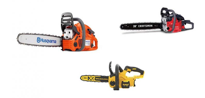 What is the Best Chainsaw Under $400