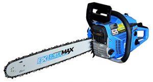 blue max 6595 18 inch 45cc 2 stroke engine