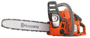 husqvarna 120 mark II 16 inch gas chainsaws