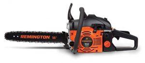 remington rm4216 16 inch gas powered chainsaw