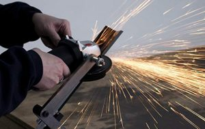 All American Sharpener 5002 for Standard Straight Mower Blades