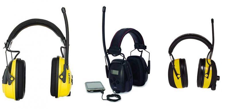 Best radio headphones for lawn mowing