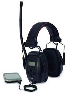 Howard Leight by Honeywell Sync Digital AM FM Radio Earmuff (1030331)