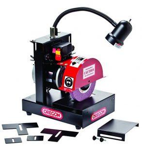 oregon 88-023 professional lawn mower grinder
