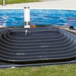how to heat a swimming pool fast