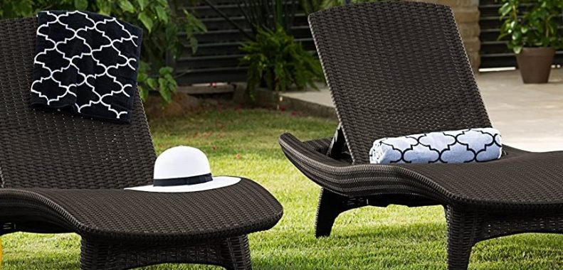 best pool lounge chair