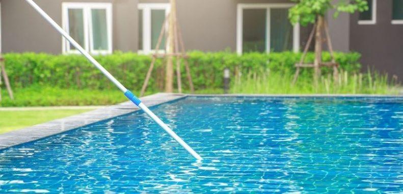 best swimming pool pole