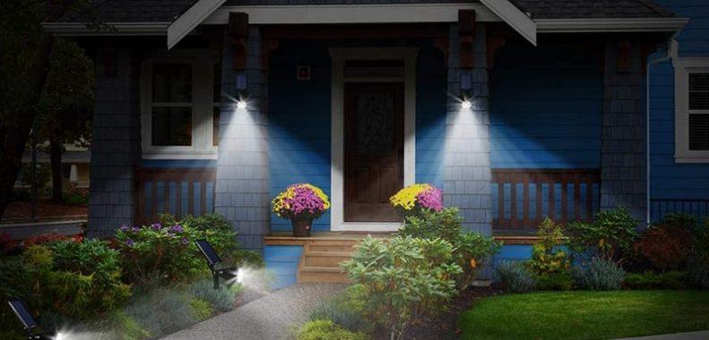 Best Outdoor Solar Spotlight