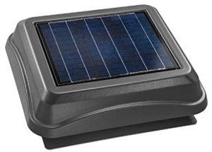Broan 345SOWW Surface Mount Solar Powered Attic Ventilator
