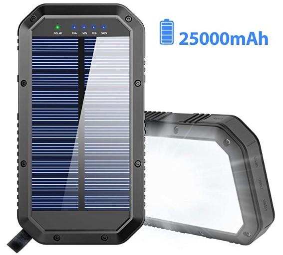 GoerTek Solar Power Bank