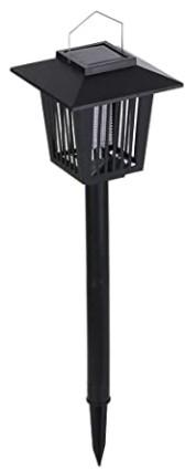 Lixada Solar Powered LED Light Electric Lamp