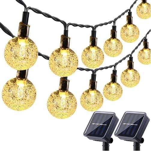Lyhope Solar String Lights