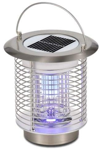 MeetUs Solar Power Mosquito Lamp