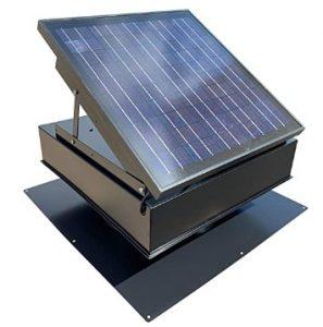 Remington Solar Attic Fan with Thermostat Humidistat