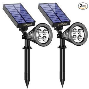 URPOWER 2 IN 1 Solar Spotlight