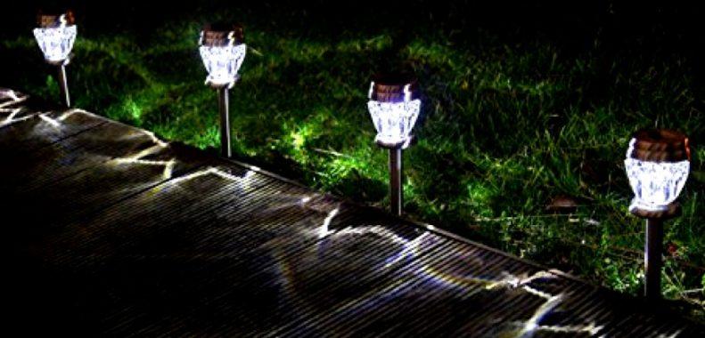 best batteries for solar lights